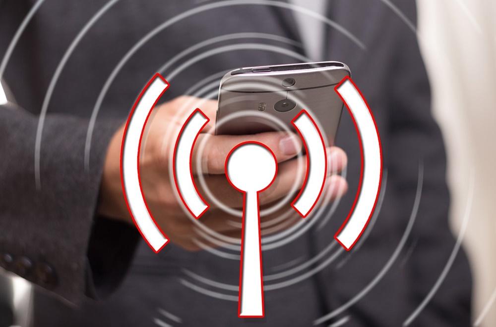 O que pode interferir na qualidade da rede sem fio?