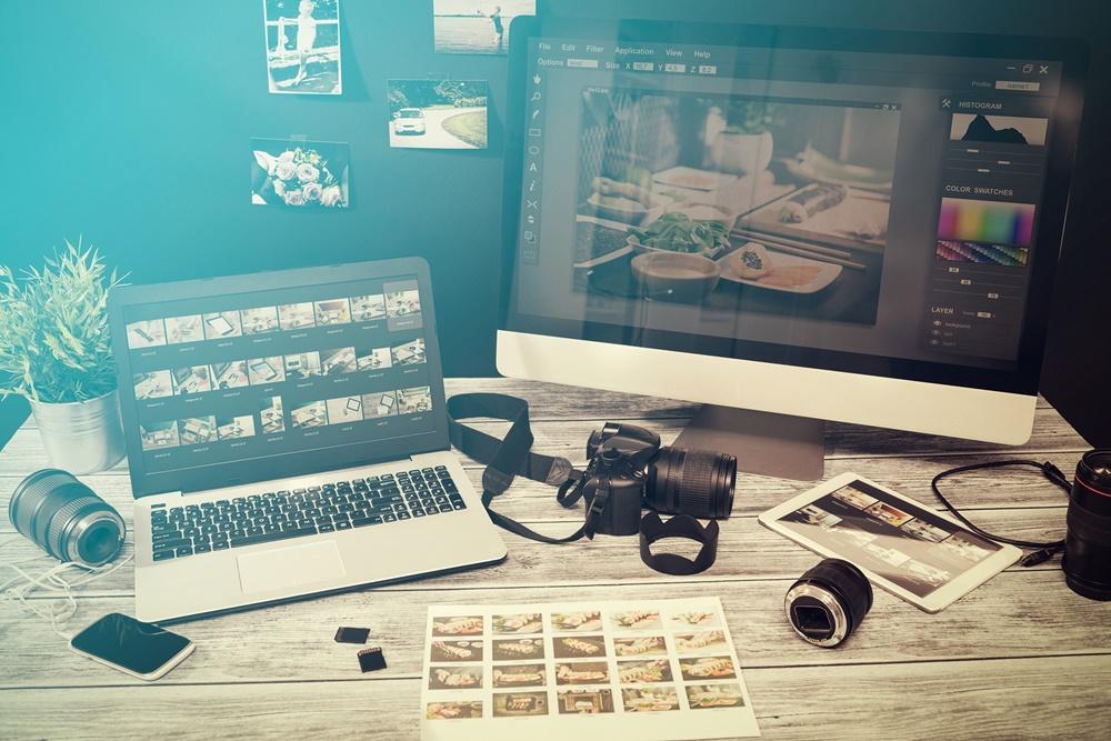 Adobe Stock possui um dos maiores bancos de imagens profissionais
