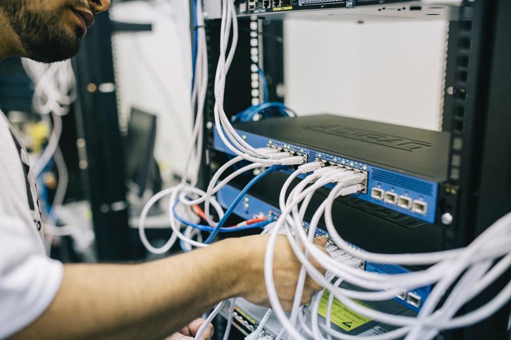 Serviço rede