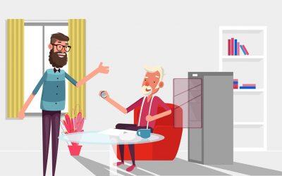 Crie vídeos animados com rapidez e qualidade