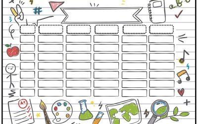 Plataforma facilita a montagem de grade de aulas