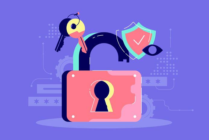 Segurança no VNC Connect