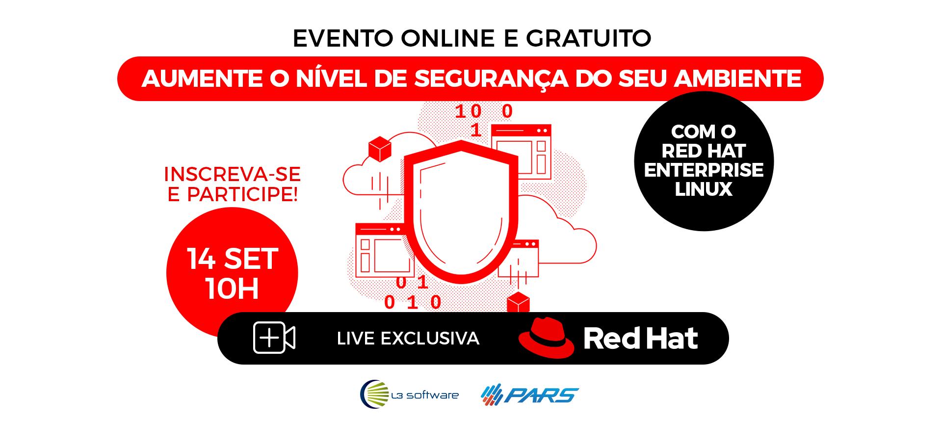 Evento RedHat 14/09/2021
